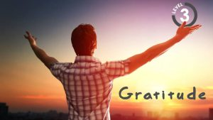 Level Three Gratitude